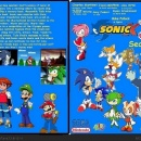 Sonic X Season 4 Box Art Cover