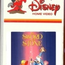 Sword in the Stone, The Box Art Cover