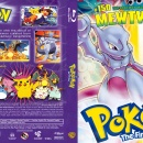 Pokemon: The First Movie Blu-ray Box Art Cover