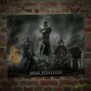 Mask Rebellion Poster Box Art Cover