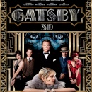 The Great Gatsby 3D (2013) Blu-ray Box Art Cover