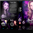 Buffy the Vampire Slayer: Season 6 Box Art Cover