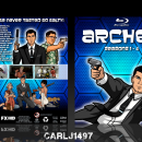 Archer Box Art Cover