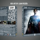 Man of Steel Box Art Cover