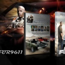 Fast & Furious Box Art Cover