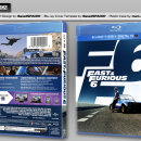 Fast and Furious 6 Box Art Cover