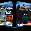 Herobrine: the Movie Box Art Cover
