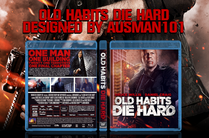 Old Habits Die Hard box art cover
