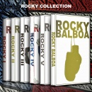 Rocky Collection Box Art Cover
