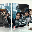 Sherlock Holmes : A Game of Shadows Box Art Cover