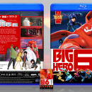 Big Hero 6 Box Art Cover