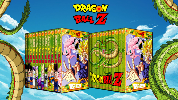 Dragon Ball Z (Anime) - Collection box art cover