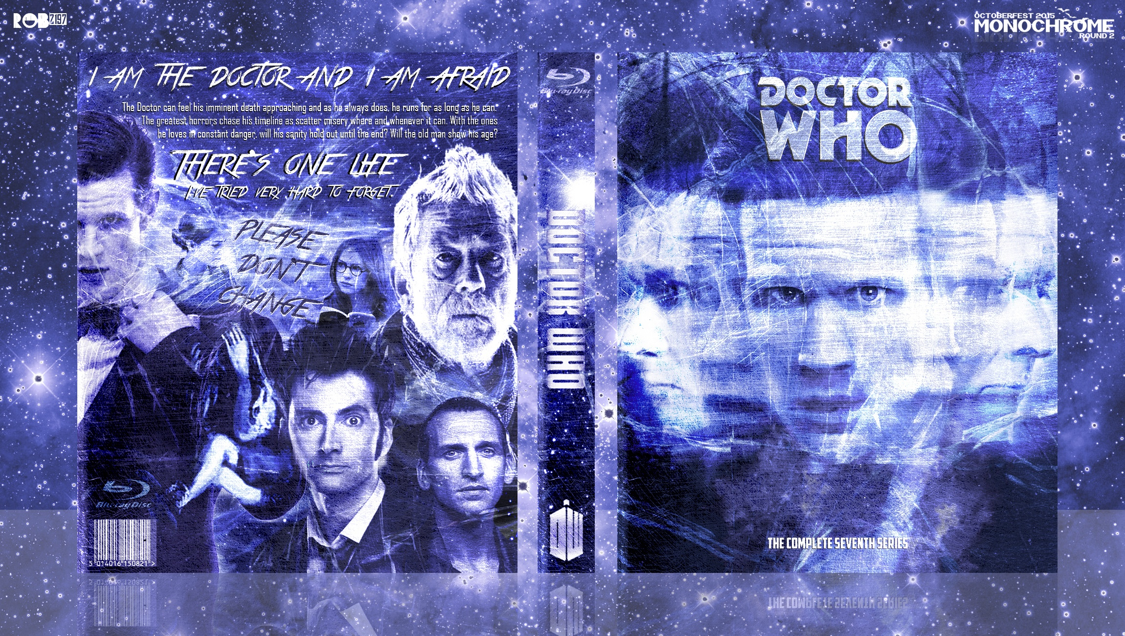 Doctor Who: Series 7 box cover