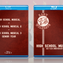 High School  Musical: Ten Year Anniversary Box Art Cover