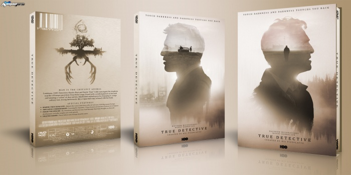 True Detective box art cover
