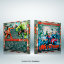 Avengers  Age of Ultron Box Art Cover