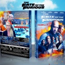 The Fate of the Furious Box Art Cover