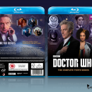 Doctor Who Series 10 Box Art Cover