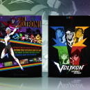 Voltron: Legendary Defender Box Art Cover