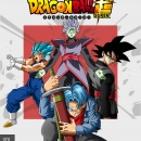 Dragon Ball Super: Future Trunks & Goku Black Box Art Cover
