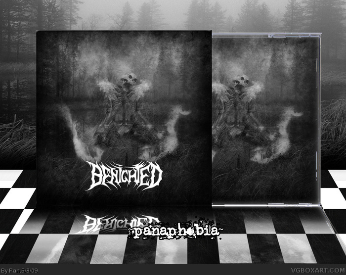 Benighted - Benighted box art cover
