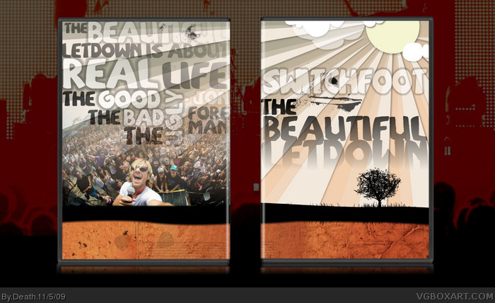 Switchfoot: The Beautiful Letdown box art cover