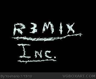 R3MIX INC. box cover