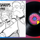 The Be Sharps 1985-1993 Box Art Cover