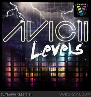 Avicii - Levels (Single) box cover