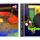 YourFavoriteMartian - ORPHAN TEARS Box Art Cover