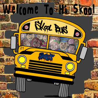 Welcome To Hi Skool box cover