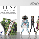 Gorillaz: DoYaThing Box Art Cover