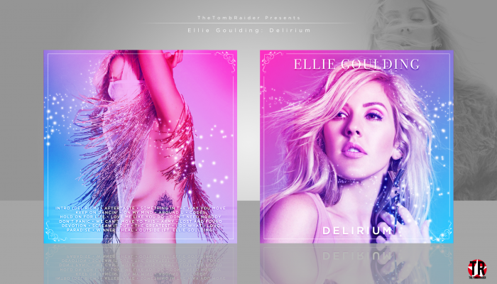 Delirium - Ellie Goulding box art cover