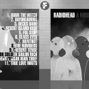 Radiohead - A Moon Shaped Pool Box Art Cover