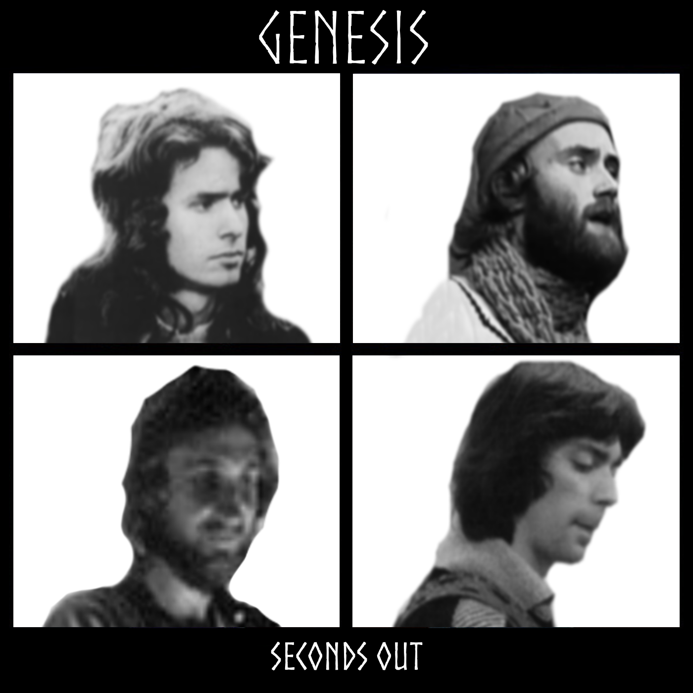 Genesis - Seconds Out box cover
