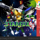 Star Fox 64 Box Art Cover