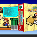 Super Paper Mario 2 Box Art Cover