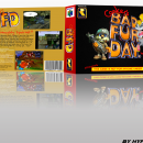 Conker's Bad Fur Day Box Art Cover