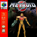 Metroid 64 Box Art Cover