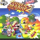 Super Mario Bros. 2 Box Art Cover