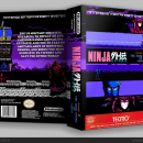NINJA GAIDEN II: The Dark Sword of Chaos Box Art Cover