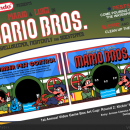 Mario Bros Box Art Cover