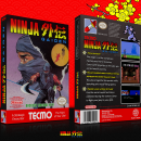 Ninja Ame Gaiden Box Art Cover