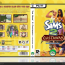 The Sims 2 Castaway Box Art Cover