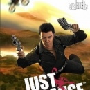 Just Cause Box Art Cover