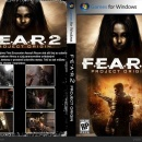 F.E.A.R 2 PROJECT ORIGIN Box Art Cover