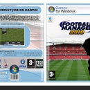 Football Manager 2010 Box Art Cover