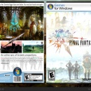 Final Fantasy XIV Box Art Cover