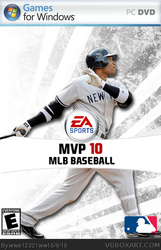 MVP Baseball 2010 box cover