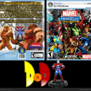 Marvel HeroClix: Infinity Challenge Box Art Cover